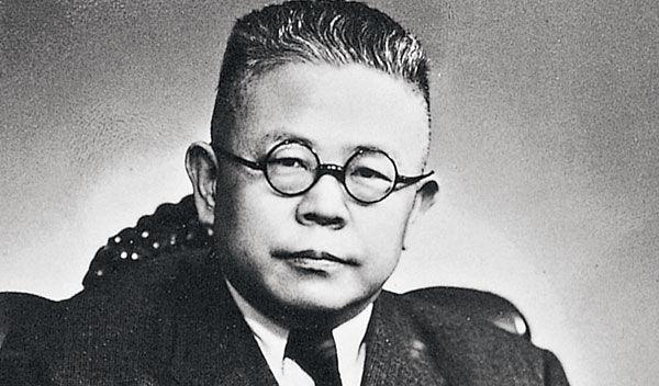 傅斯年评价毛泽东:利用国民心理的弱点,所以至多不过宋江之流