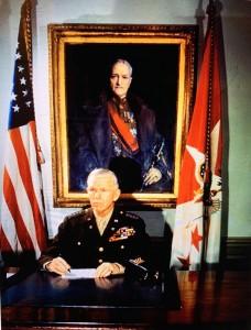 易桂鸣:延安来了美国五星将军乔治·马歇尔