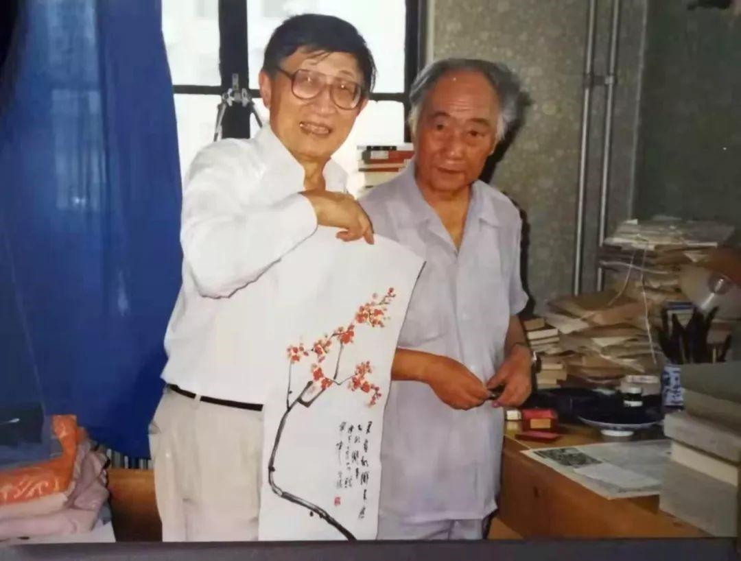 巫宁坤:花开正满枝——汪曾祺辞世十周年祭